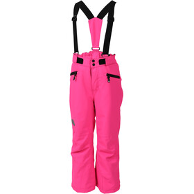 Color Kids Sanglo Padded Ski Pants Kids Candy pink